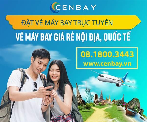 Đặt vé máy bay giá rẻ
