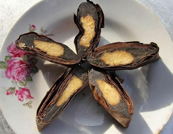 Bánh gai tứ trụ huyện Thọ Xuân