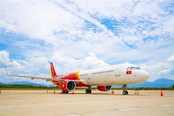 Hãng hàng không thế hệ mới Vietjet Air