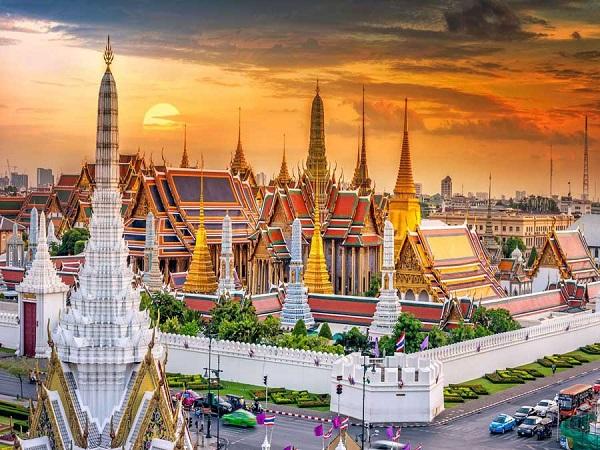 Grand Palace - Thái Lan