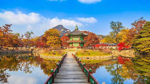 Kết quả hình ảnh cho 1. Cung điện Gyeongbokgung