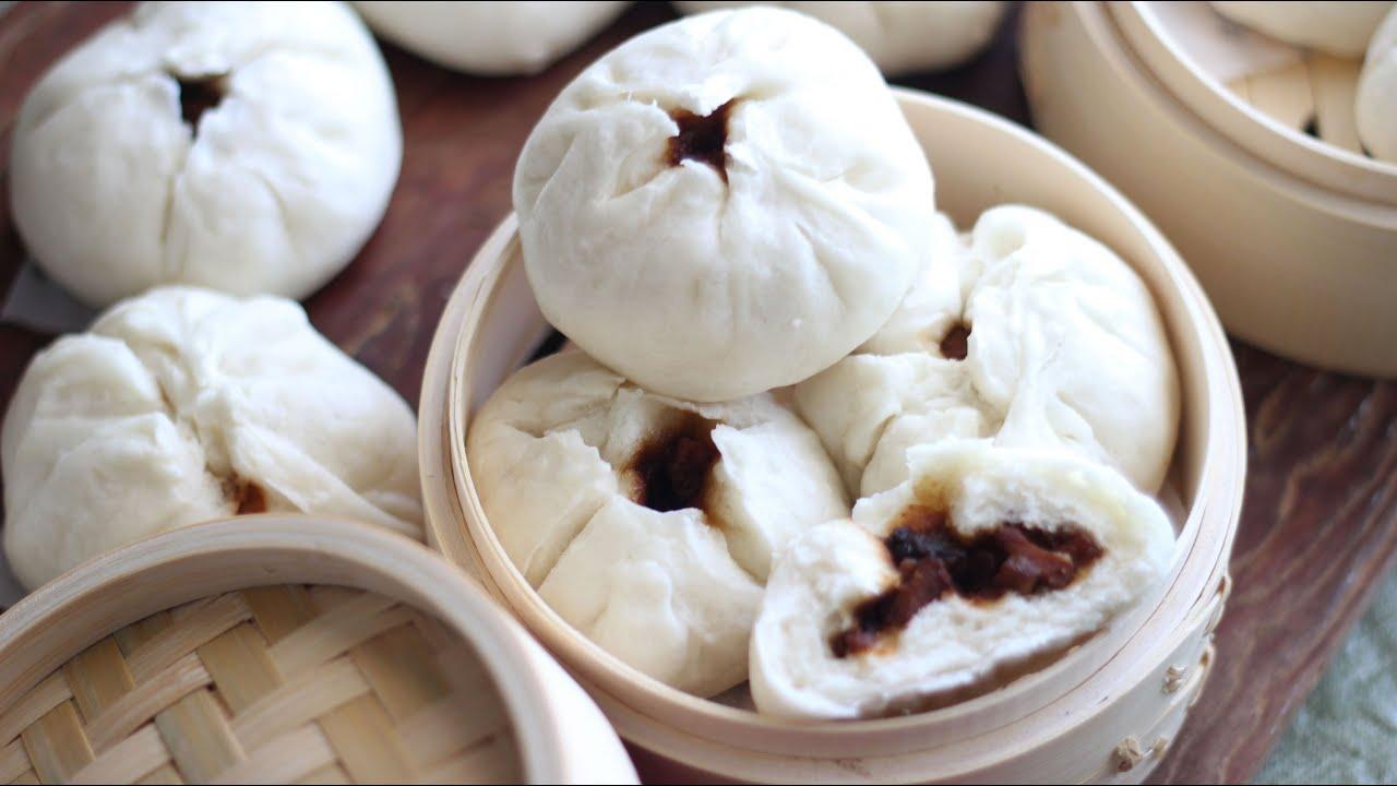 Kết quả hình ảnh cho Char Siu Bao (Bánh bao xá xíu)