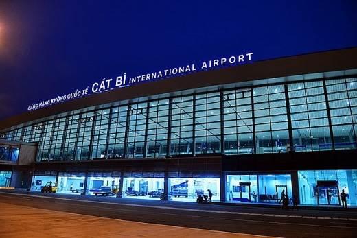 Cảng hàng không Quốc Tế Cát Bi - Hải Phòng
