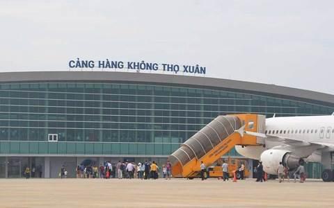 Cảng Hàng Không Quốc Tế Thọ Xuân Thanh Hóa