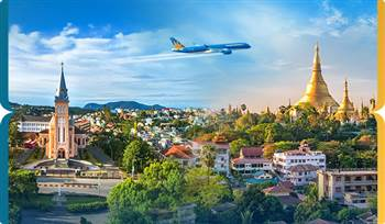 Khai xuân cùng Vietnam Airlines