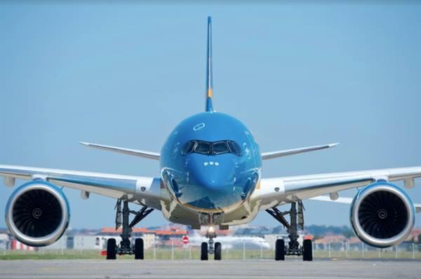 Vietnam Airlines chở 29 người Việt từ Vũ Hán về nước