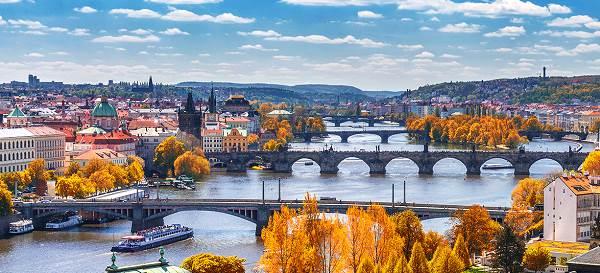 Prague - Cộng hòa Sec