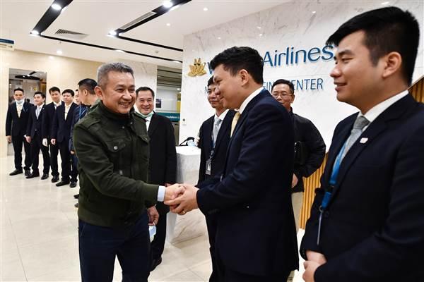 Vietnam Airlines thực hiện chuyến bay đưa công dân Việt Nam từ Vũ Hán về nước