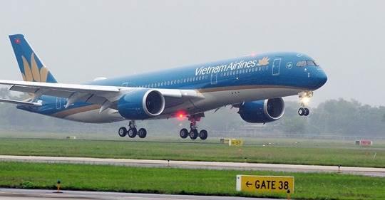 Vietnam Airlines tạm dừng khai thác tất cả các đường bay quốc tế