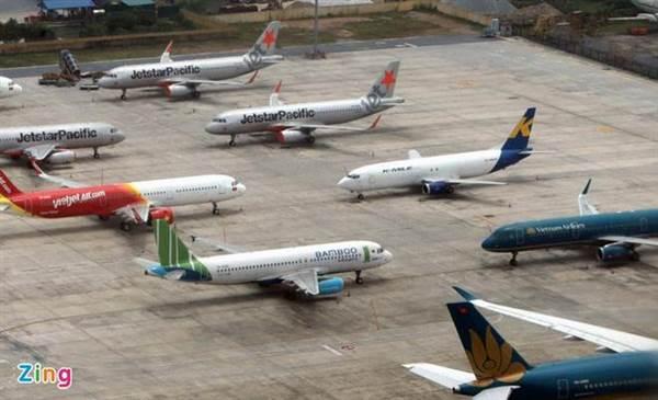 Giá vé máy bay nội địa về mức đáy
