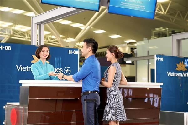 Vietnam Airlines mở rộng chính sách vé không hành lý ký gửi trên các đường bay nội địa