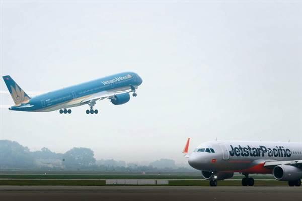 Khách mua vé Vietnam Airlines bay Jetstar Pacific hưởng dịch vụ thế nào?