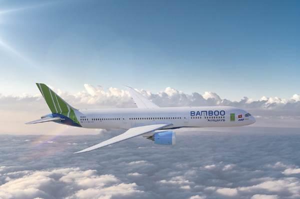 Bamboo Airways có tỷ lệ đúng giờ cao nhất