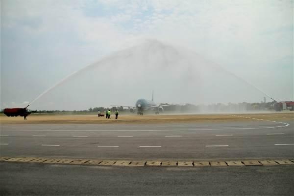 Vietnam Airlines khai trương đường bay Thanh Hóa - Buôn Ma Thuột