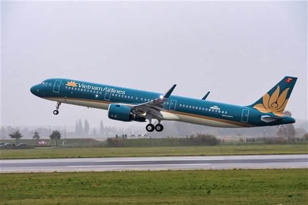 Vietnam Airlines mở 6 đường bay mới