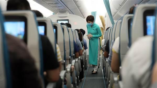 VietnamAirlines liên tục tăng tần suất nhiều đường bay nội địa