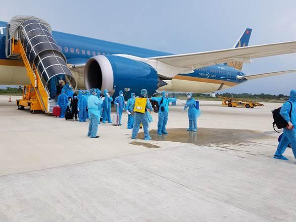 Một chuyến bay giải cứu người Việt về nước có thể lên đến 10 tỉ