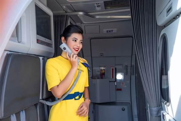 Vietravel Airlines ra mắt nhận diện trang phục
